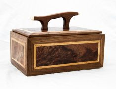 New Beginnings: Keepsake Box by Bruce Millbank