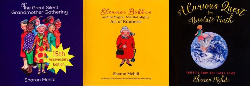 November Author Reading: Sharon Mehdi