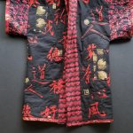 Red Kimono by Diana Rasmussen
