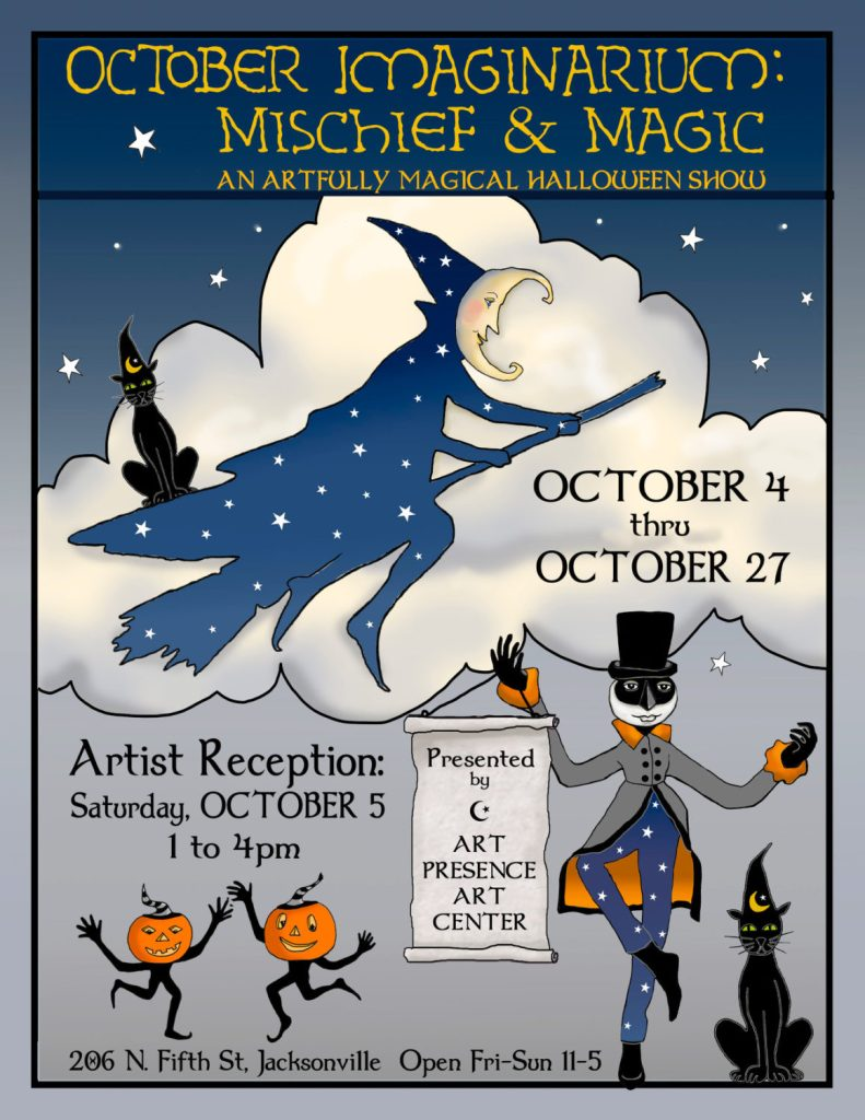 October Imaginarium 2019 : Mischief & Magic