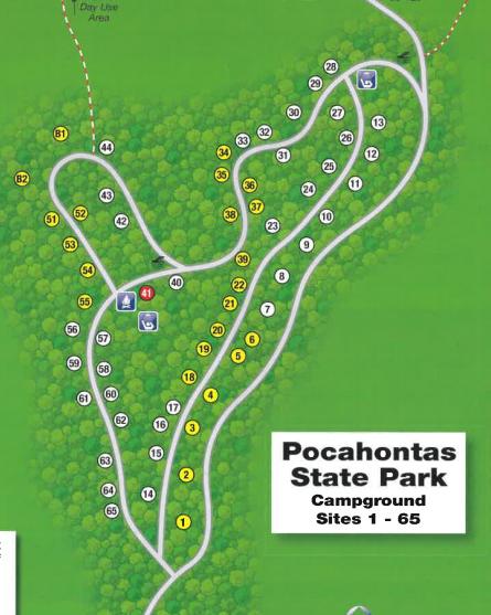 Pocahontas State Park Trail Map : pocahontas, state, trail, Camping, Pocahontas, State, Park,, 19-21,, Simply, Art-Rageous!