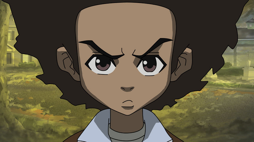 the boondocks is the