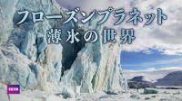 フローズンプラネット: 薄氷の世界