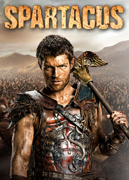 Is Spartacus available to watch on Netflix in Australia