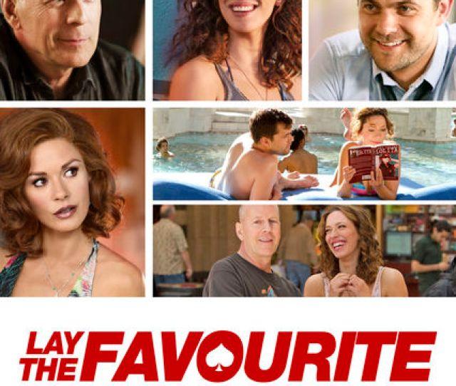 Lay The Favorite On Netflix Uk