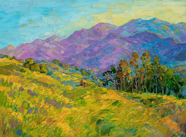 Contemporary Landscape Artists Oil Painting
