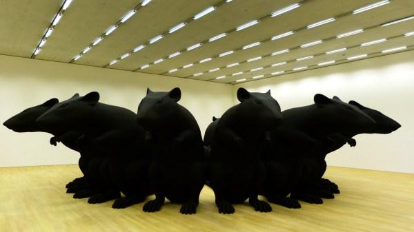 Art-sheep Features Katharina Fritsch