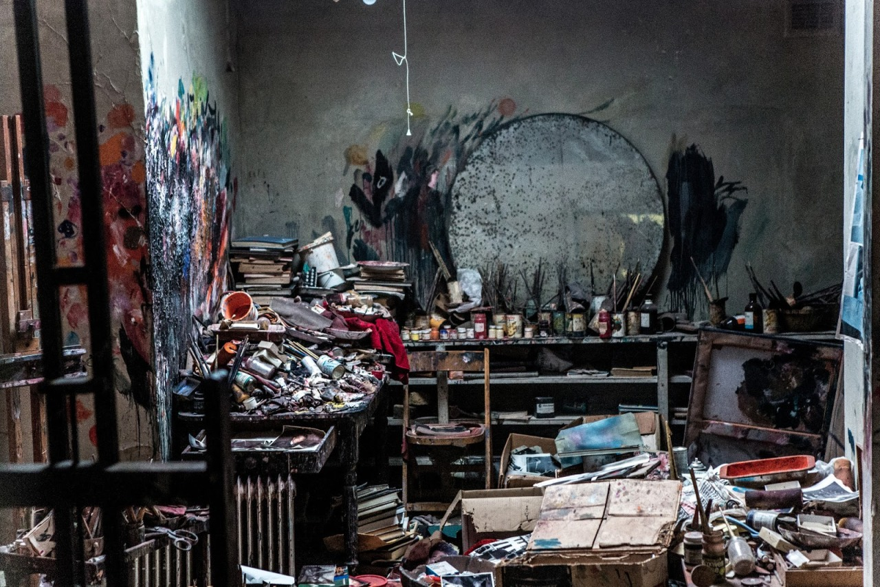 Why The Most Creative People Have Messy Rooms   ArtSheep