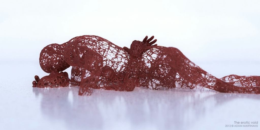 The Bizarre Digital Eroticism of Adam Martinakis  ArtSheep