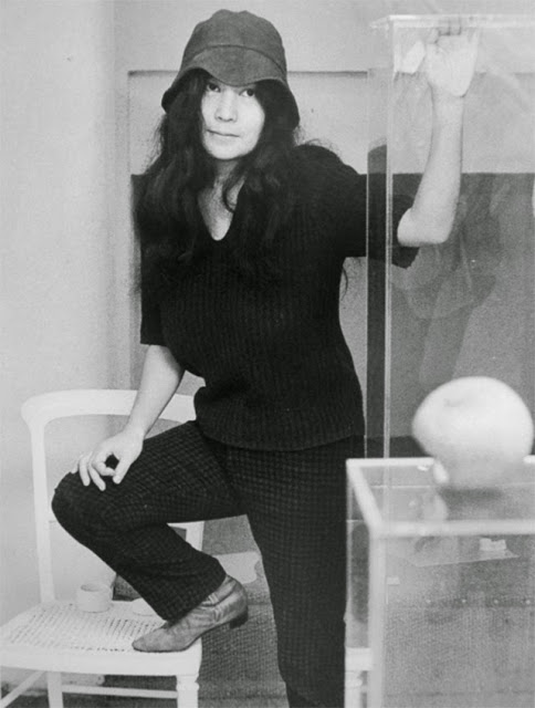 Yoko Ono Pictures Of Her Life Before John  ArtSheep