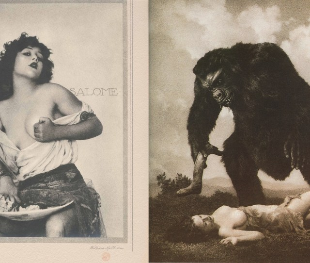 The Horrific Erotica And Grotesque Imagery Of William Mortensen Nsfw Art Sheep