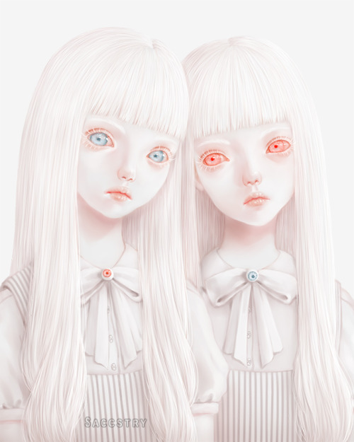 Cute Ulzzang Wallpaper Art Sheep Features The Beautifully Macabre Imagery Of