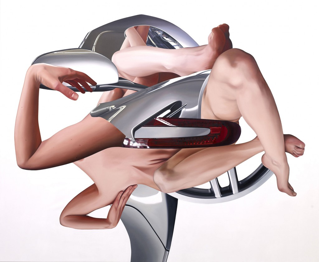 Art Sheep Features Till Rabus Surreal Sex Paintings
