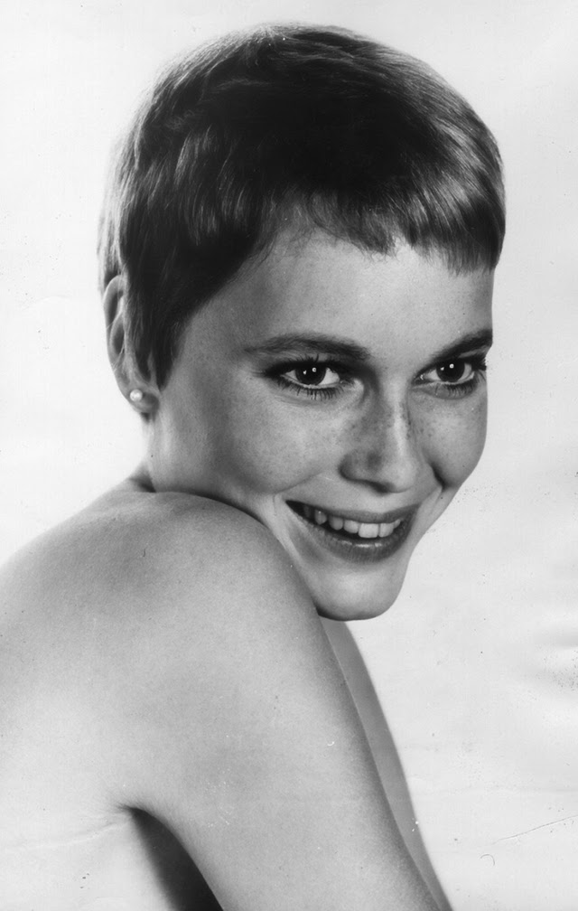 30 Beautiful Portraits of Mia Farrow in the 1960s  ArtSheep