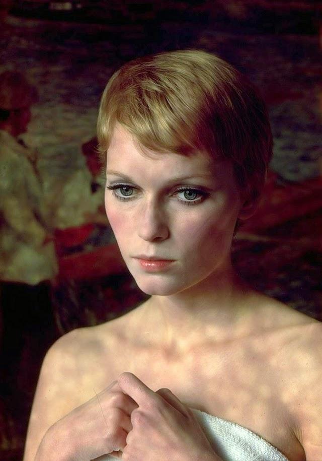 30 Beautiful Portraits of Mia Farrow in the 1960s  ArtSheep