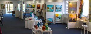 Nyt kunst-galleri i Hillerød