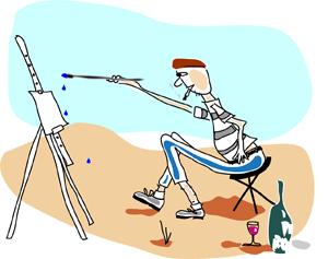 posthumous profits artist painter