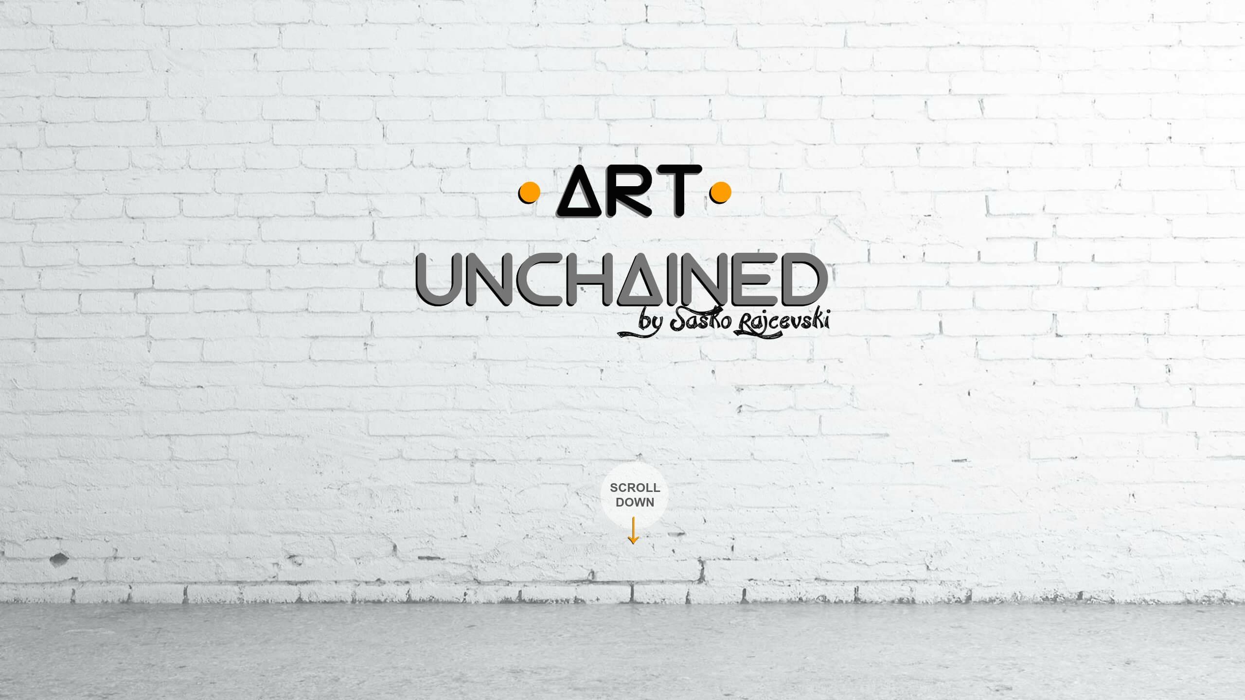 Art Unchained - Entfesselte Kunst by Sasko Rajcevki Homepage large 2560 Centered middle arrowArt Unchained - Entfesselte Kunst by Sasko Rajcevki Homepage large 2560 Centered middle arrow