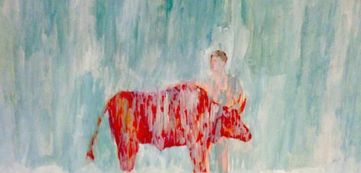 Meditation - Sasko Rajcevski - Maler - Künstler - Philosoph