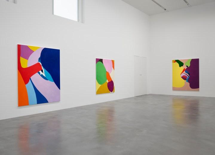 Installation view_V6_True Colours_┬® Helen Beard_Courtesy Newport Street Gallery. Photo Prudence Cuming Associates