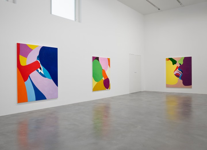 Installation view_V6_True Colours_┬® Helen Beard_Courtesy Newport Street Gallery. Photo Prudence Cuming Associates