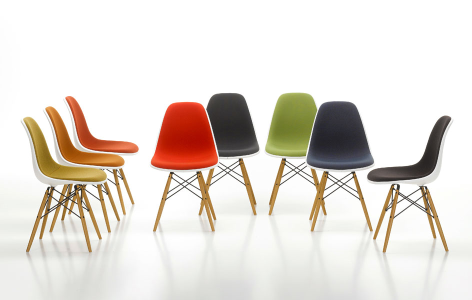eames molded side chair places to borrow tables and chairs chaises plastiques | mobilier & intérieurs