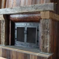 Pin Custom Fireplace Mantels Wood Built By on Pinterest