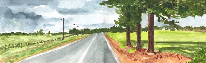 Howell Prairie Road