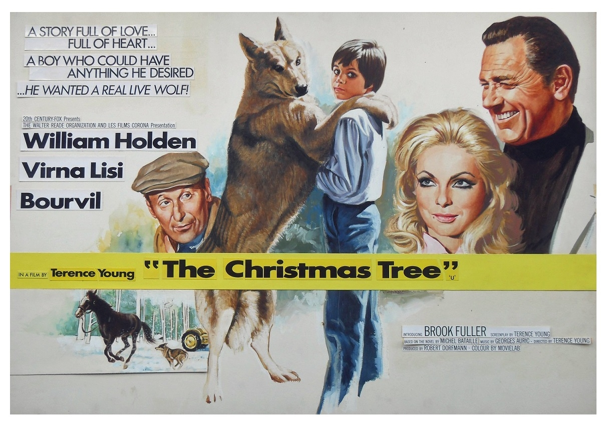 28 The Christmas Tree Movie 1969 The Tree 1969 Via Kwout The