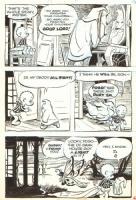 The Kluck Klams Pg. 8 Comic Art