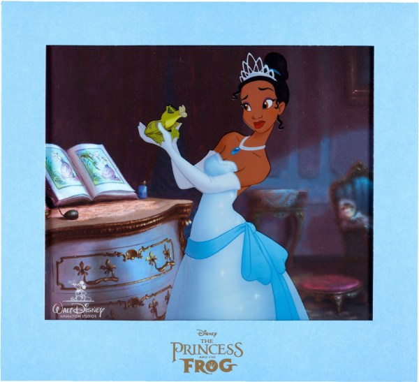 Walt Disney' Princess And Frog Limited Edition Animation Cel Disney 2009