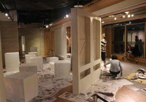 2013 自由人藝術公寓 x 勤美誠品夏日藝術季  every day art藝術商店佈展