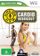 REKP41  My Fitness Coach Cardio Workout