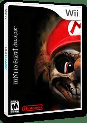 CKBE88 Mario Kart Wii Black