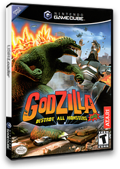 GZDE70 Godzilla Destroy All Monsters Melee