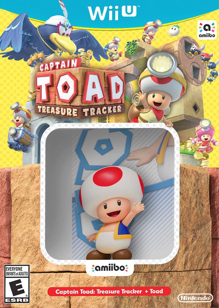 AKBE01  Captain Toad Treasure Tracker