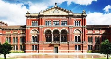 英國維多利亞與亞伯特博物館V & A
