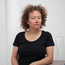 Portrait of Ingrid Calame