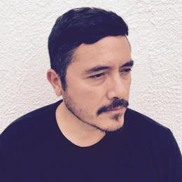 Portrait of Eamon Ore-Giron