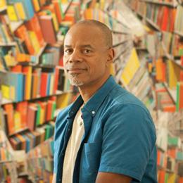 Portrait of Todd Gray