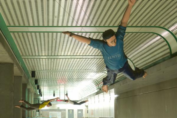 Jonathan Borofsky I Dreamed I Could Fly