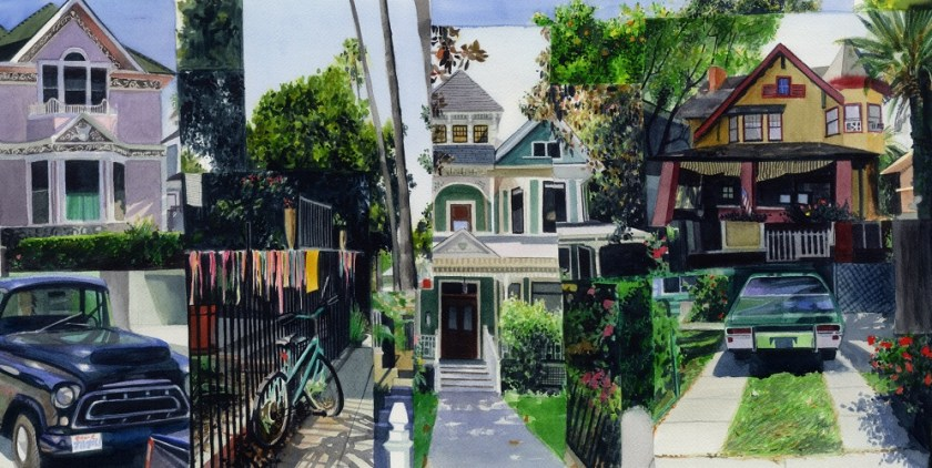 Jessica Polzin, McCoy, Neighborhood Portrait: Reconstructed