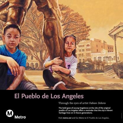 Fabian Debora, El Pueblo de Los Angeles