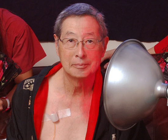 Portrait of Patrick Nagatani