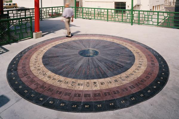 "Chusien Chang, ""The Wheels of Change""(mezzanine level)"