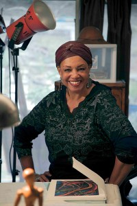Portrait of Sandra Rowe