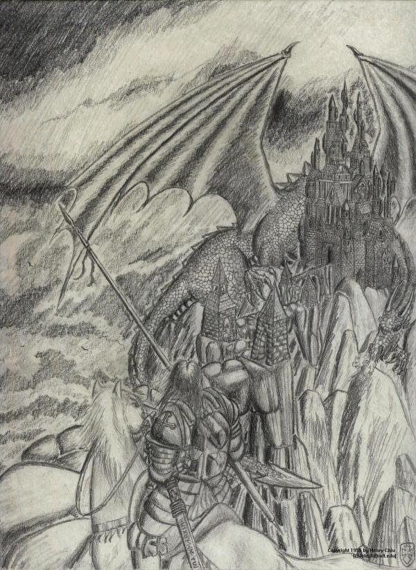 Lloric And Dragon. 569k