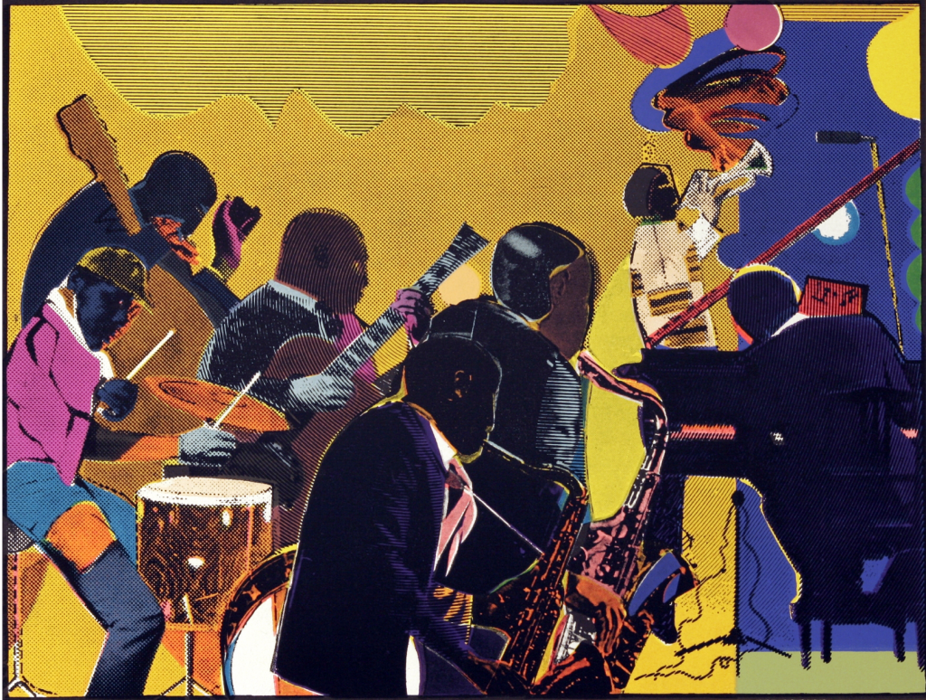 Review Jacob Lawrence Amp Romare Bearden Chicago Cultural Center