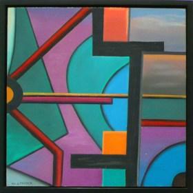 """William Conger, """"Endgame,"""" 2012"""