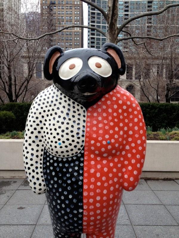 Eye Exam Moves In Chicago Sculpture Newcity Art